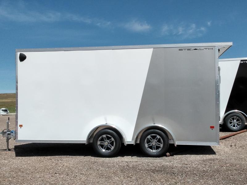 2022 Stealth Aluminum Cargo Trailer 7.5 x 14 UTV