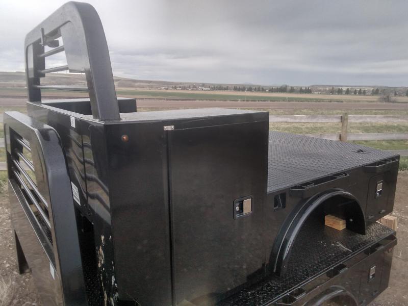2021 Norstar Single Wheel Truck Bed - SL Skirted