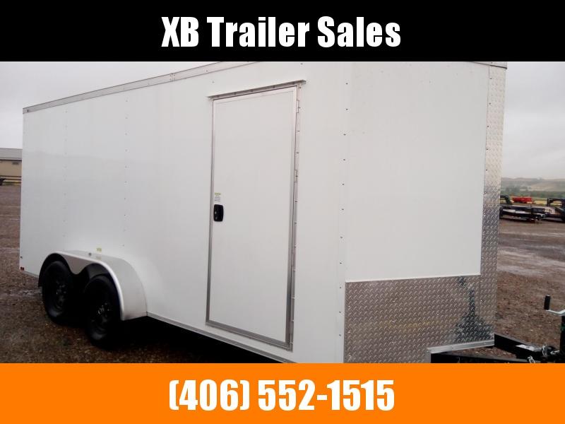 2021 Quality Cargo Trailer 7 x 16 Ramp Door