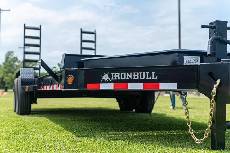 2021 Iron Bull Equipment Trailer 83 x 20 14K