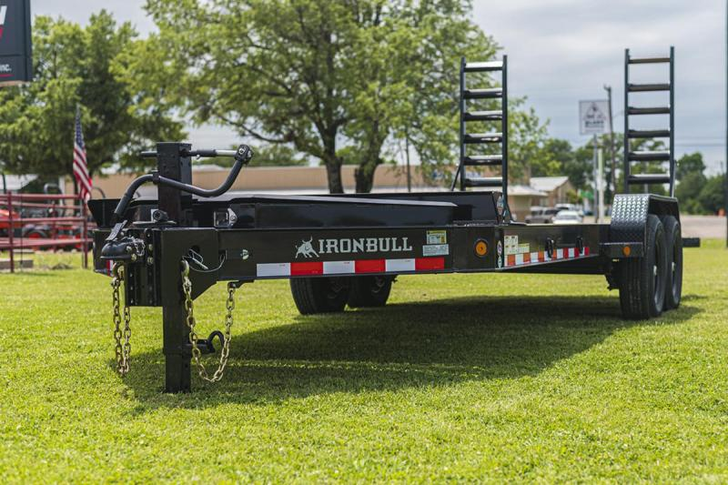 2021 Iron Bull Equipment Trailer 83 x 20 14K