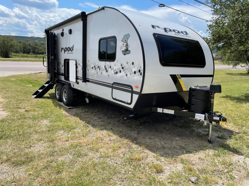 2022 Forest River R-Pod RP 202 Travel Trailer RV