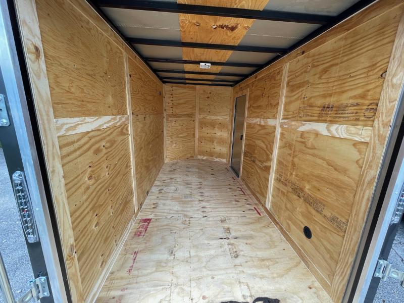 2022 Salvation Trailers 7x16 Enclosed Cargo Trailer