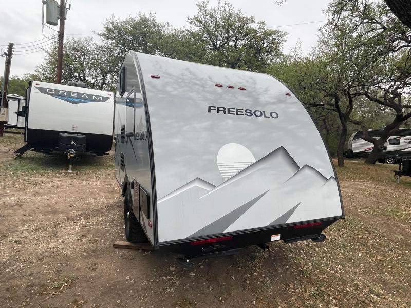 2021 Braxton Creek Freesolo Romo Travel Trailer RV