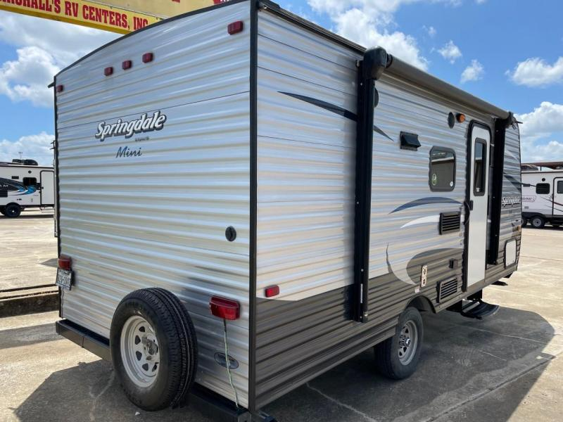 2018 Keystone RV Springdale Mini 1800BH Travel Trailer RV