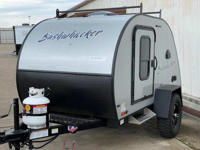 2021 Braxton Creek Bushwhacker Teardrop 10 FB Travel Trailer RV