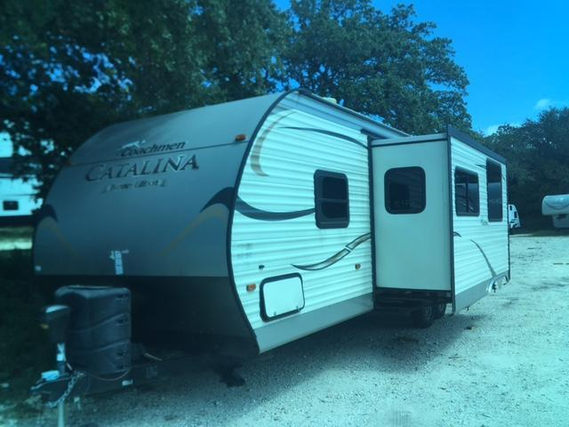 2015 Forest River, Inc. Catalina 303KDS Travel Trailer RV