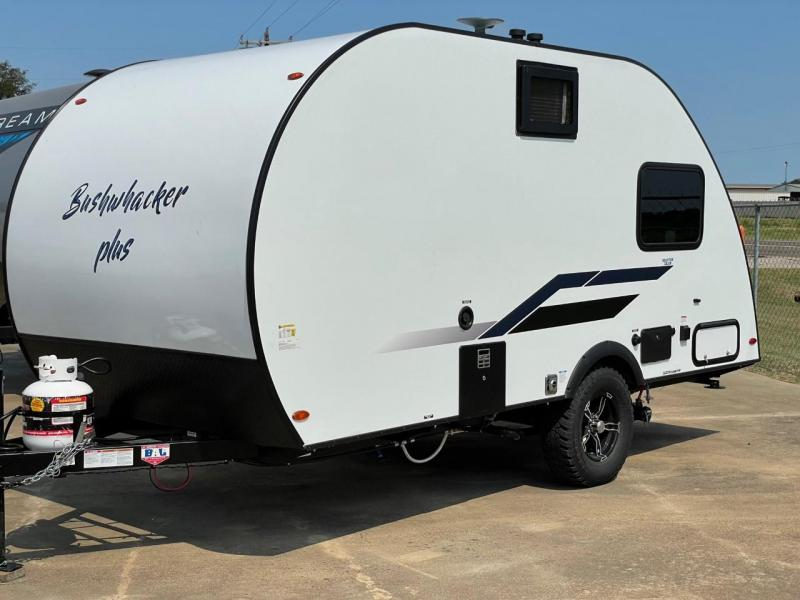 2022 Braxton Creek Bushwhacker Plus Bushwacker Plus Travel Trailer RV