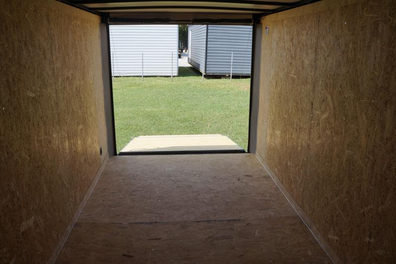 2022 Covered Wagon Trailers CW7X14TA2 Enclosed Cargo Trailer