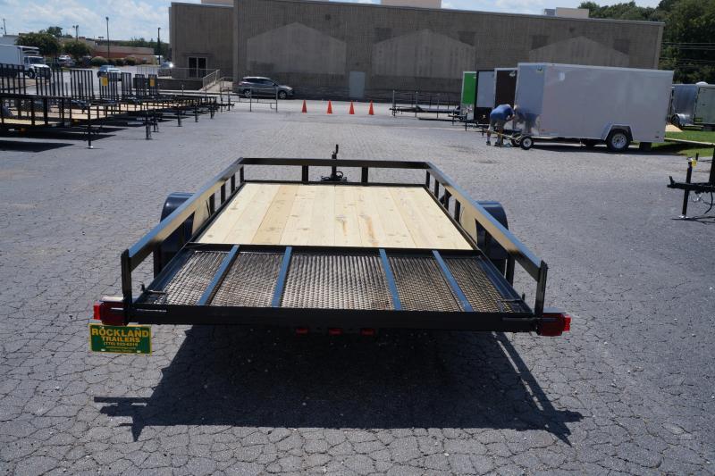 6X14SA 2022 Currahee Utility Trailer
