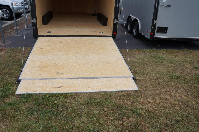 2021 Covered Wagon Trailers CW85X16TA2 Enclosed Cargo Trailer