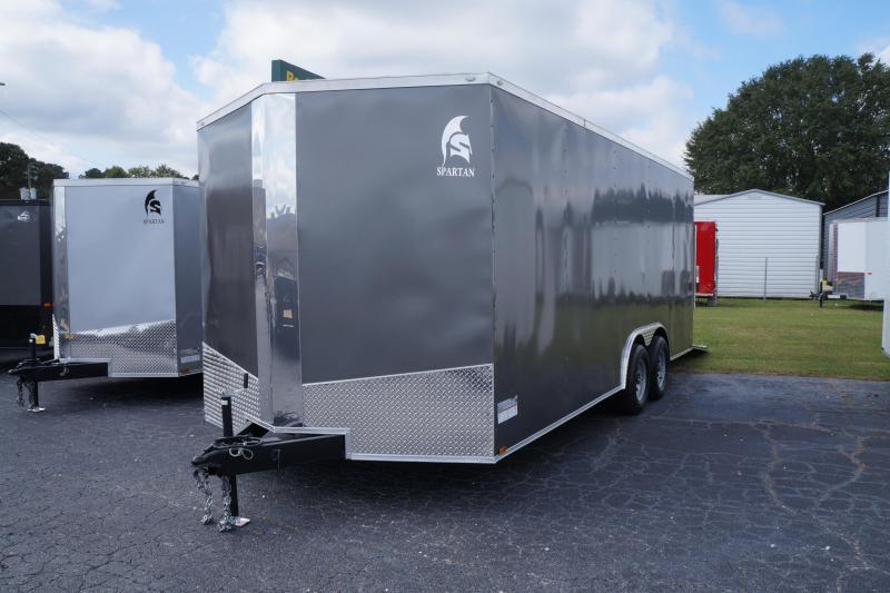 2022 Spartan Cargo SP8.5X20TA Enclosed Cargo Trailer