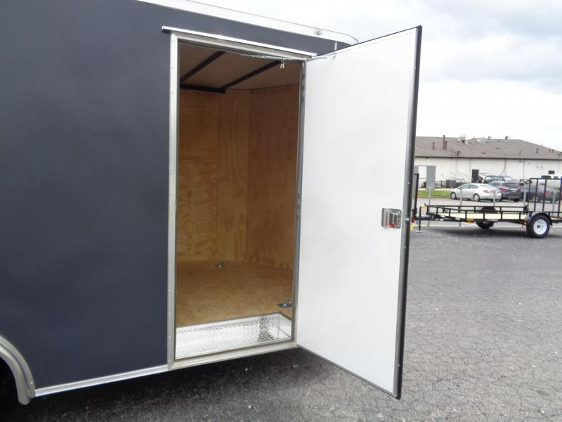 2021 Covered Wagon Trailers CW8.5X16TA2 Enclosed Cargo Trailer