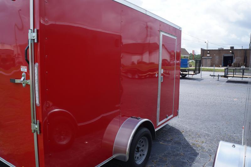 2021 Spartan Cargo SP7X12SA Enclosed Cargo Trailer