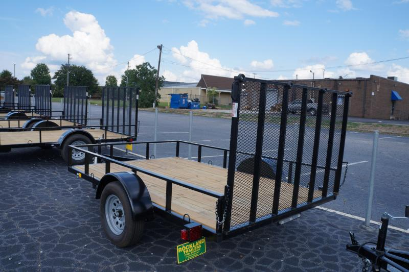 2021 Cargo Craft UT8210 Utility Trailer