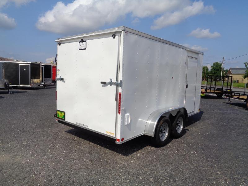 2021 Cargo Craft EV7162 Enclosed Cargo Trailer