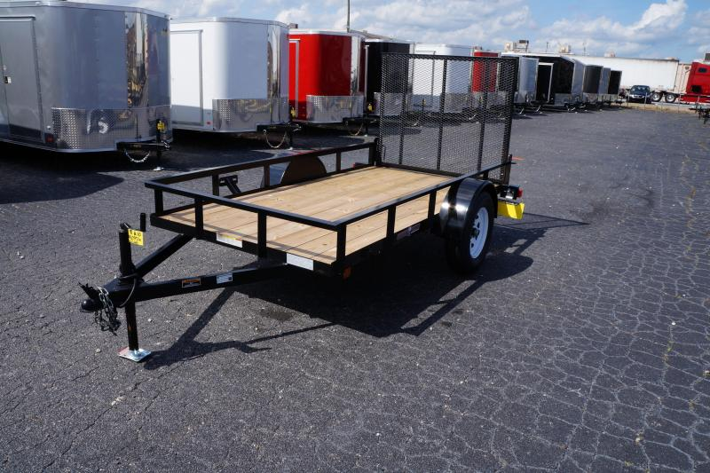 2021 Currahee L510 Utility Trailer