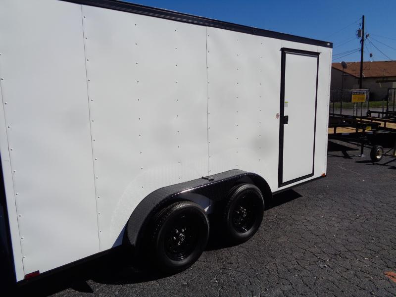 2021 Spartan Cargo SP7X14TA Enclosed Cargo Trailer