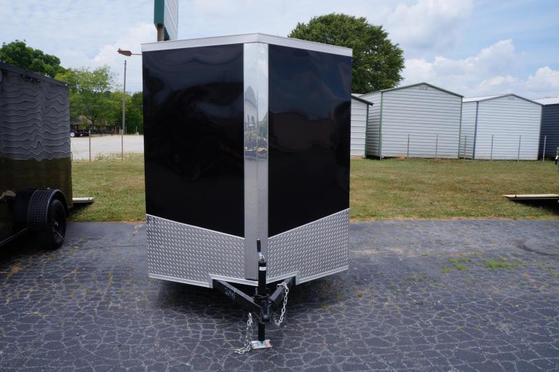 2021 Spartan Cargo SP6X12SA Enclosed Cargo Trailer