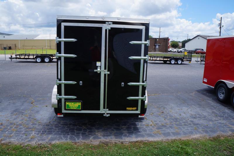 2022 Spartan Cargo SP6X12TA Enclosed Cargo Trailer