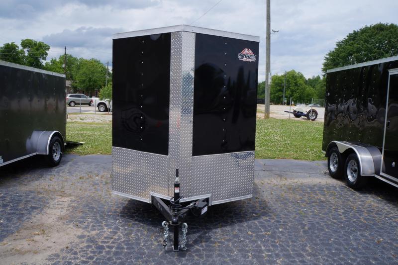 2022 Rock Solid Cargo 6X12TA2 Enclosed Cargo Trailer