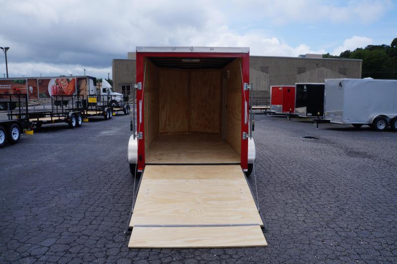 2021 Spartan Cargo SP6X12TA Enclosed Cargo Trailer