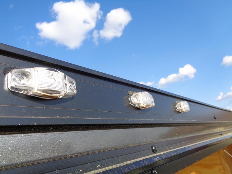 2022 Rock Solid Cargo 7X14TA-3500LB Enclosed Cargo Trailer