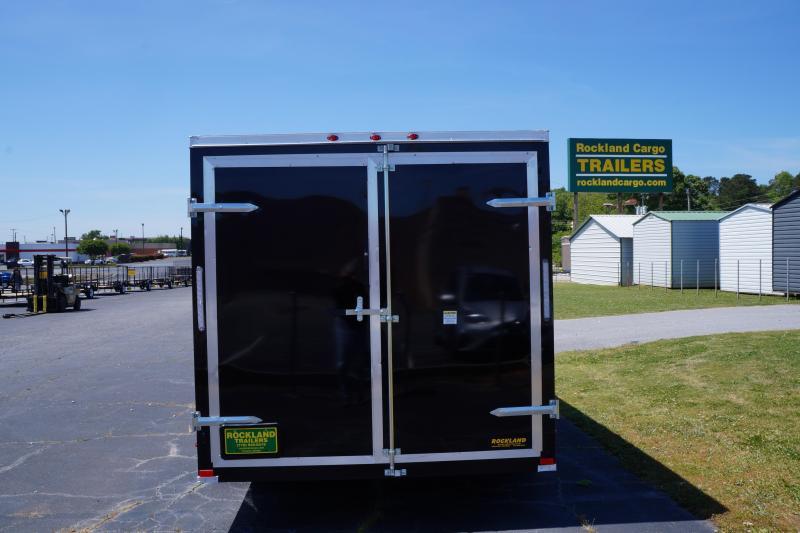2021 Seed Cargo 7X16TA2 Enclosed Cargo Trailer