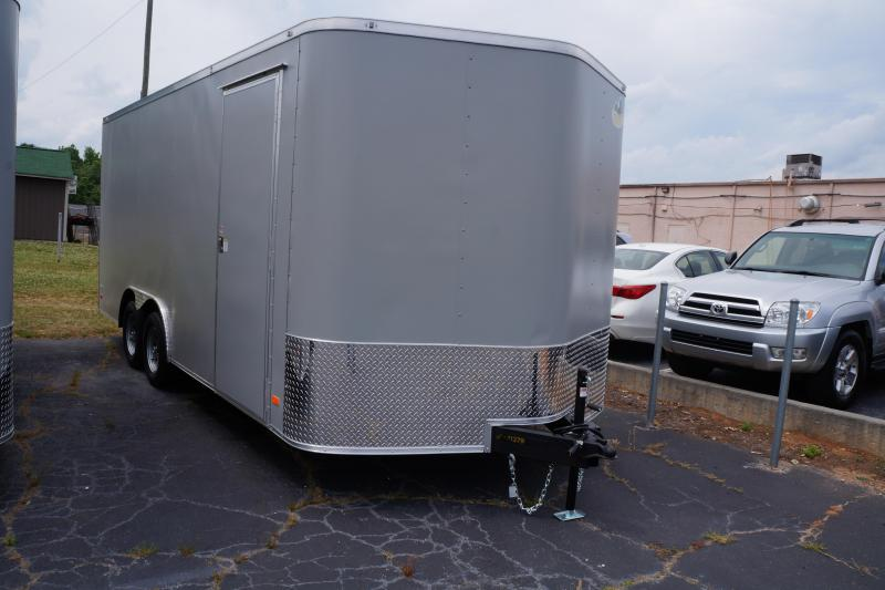 2021 Covered Wagon Trailers CW8.5X18TA2 Enclosed Cargo Trailer