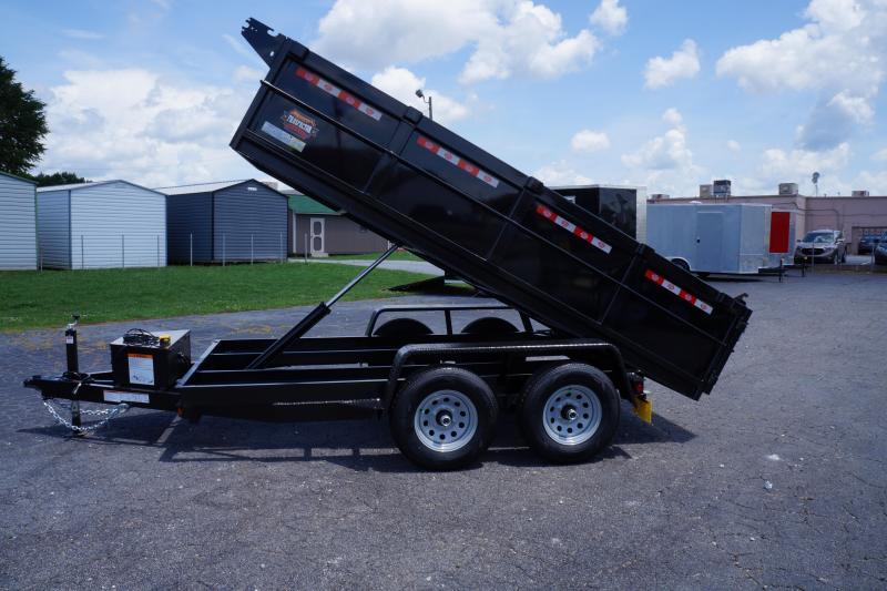 2021 Covered Wagon Trailers CWD6X12TA3 Dump Trailer