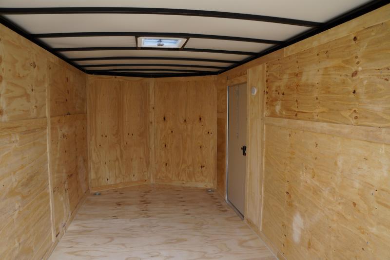 2021 Rock Solid Cargo 6X12SA-3500LB Enclosed Cargo Trailer