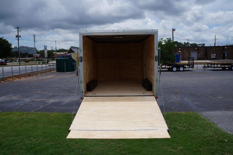 2021 Rock Solid Cargo 8.5X14TA-3500 LB Enclosed Cargo Trailer
