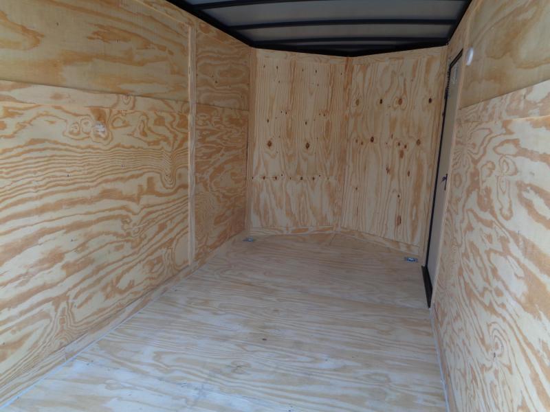 2022 Rock Solid Cargo 6X12SA-3500 LB Enclosed Cargo Trailer