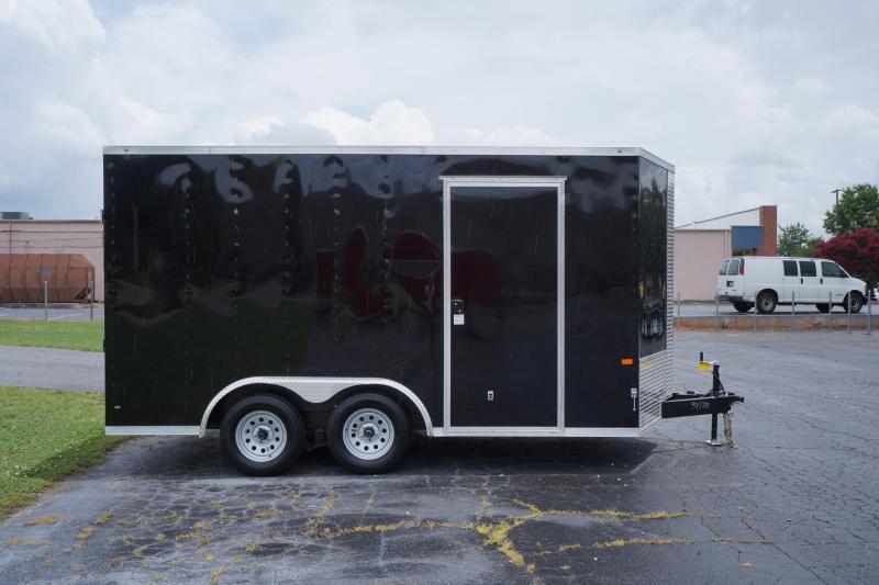 2022 Rock Solid Cargo 8.5X14TA-3500LB Enclosed Cargo Trailer