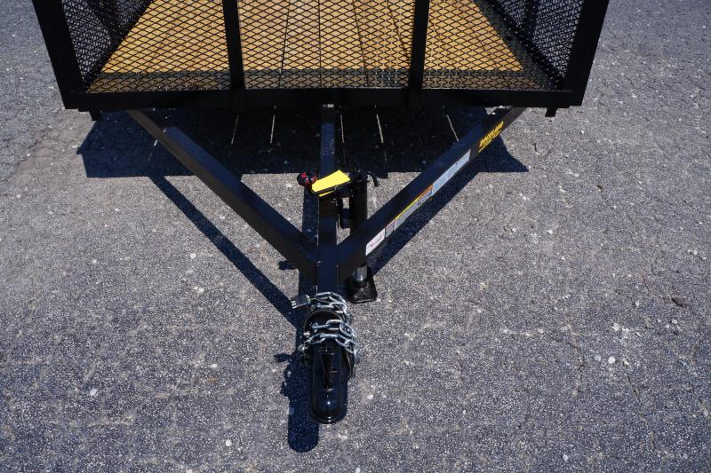 2021 Superior Trailers 1614-ELITE-XZ Utility Trailer