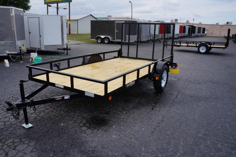 2021 Currahee L612 Utility Trailer