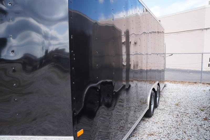 2022 Rock Solid Cargo 8.5X20CH-5200LB Enclosed Cargo Trailer