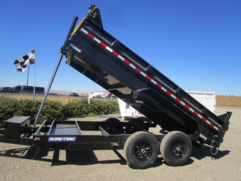 2022 Sure-Trac DUMP-TDM Dump Trailer