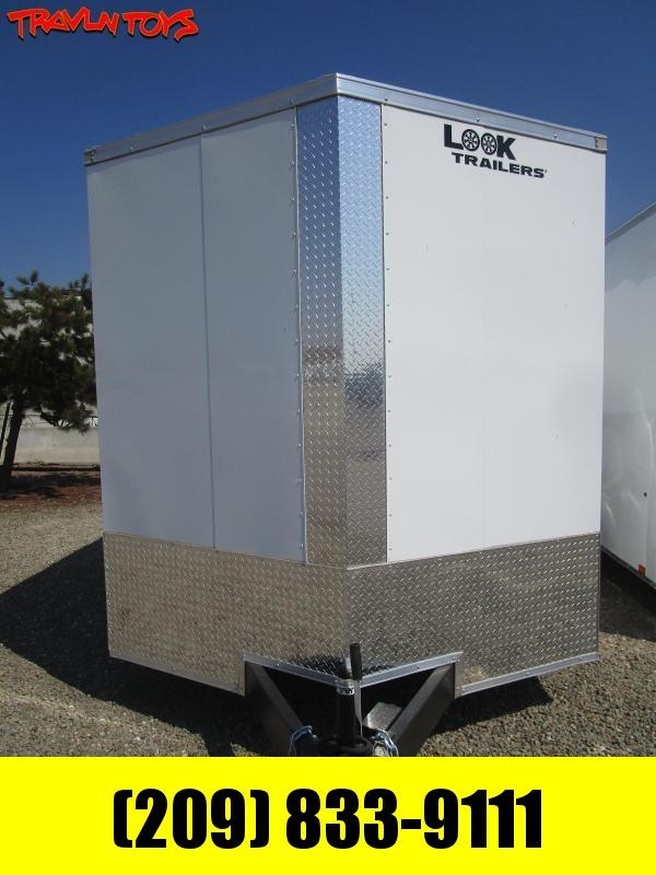 2022 Look Trailers ENC-TDM Enclosed Cargo Trailer