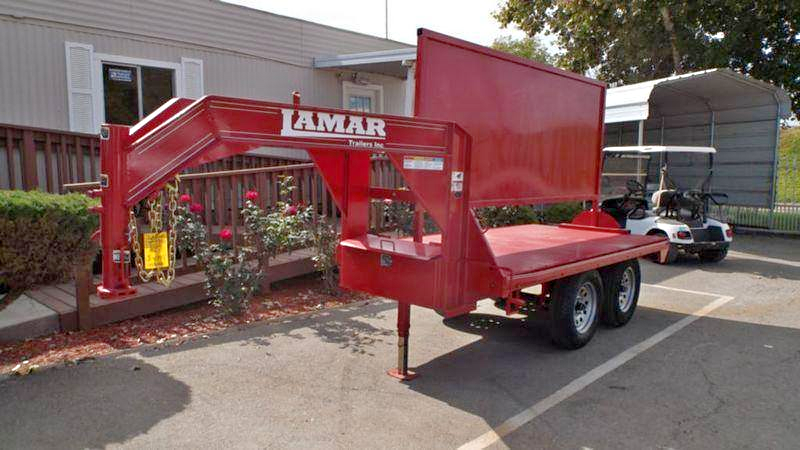 Lamar -7k-Sign Trailer