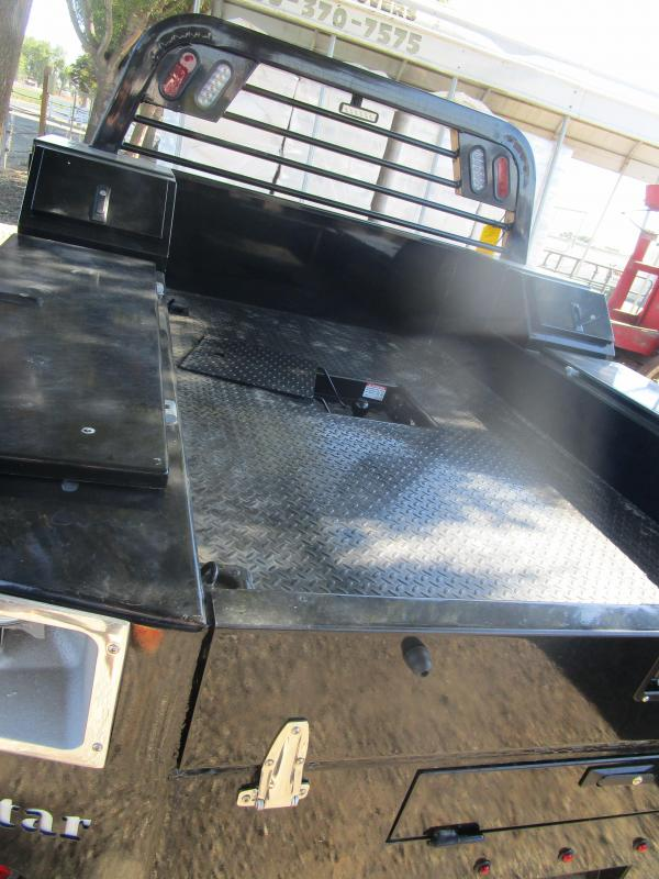 2021 Iron Bull TRUCK BED Truck Bed
