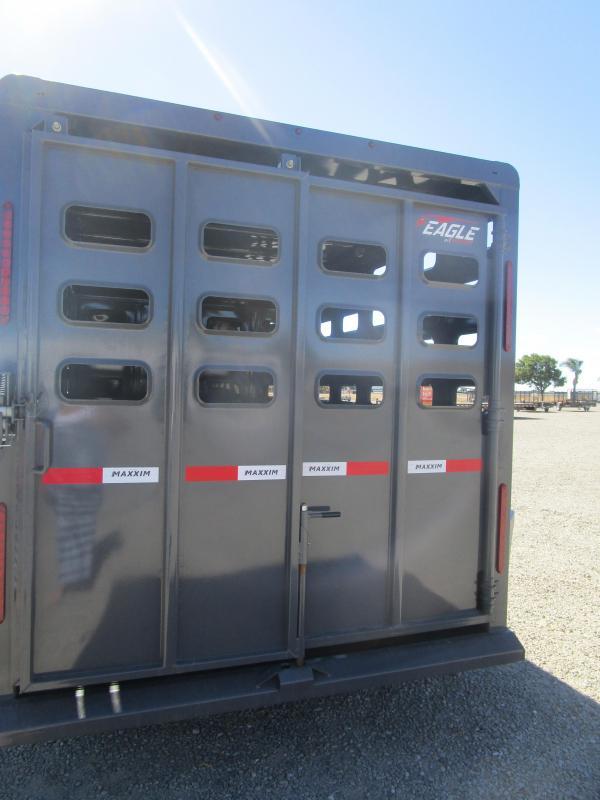 2022 Maxxim Industries STOCK-COMBO Livestock Trailer
