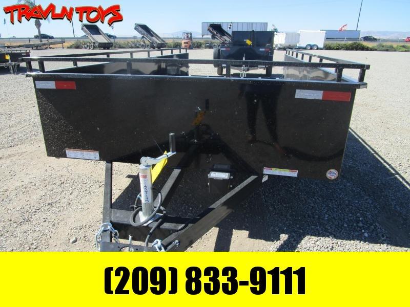 2021 Sure-Trac UT-HS-TDM Utility Trailer