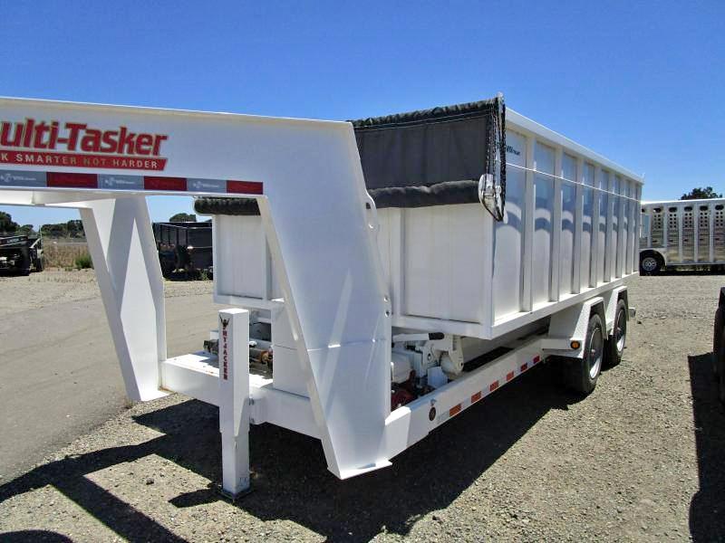 BW-19.2K-MULTI-TASKER-BASE TRAILER-WIRELESS-13HP G