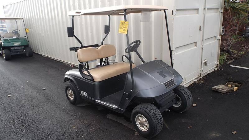 2012 to 2015 Golf Carts