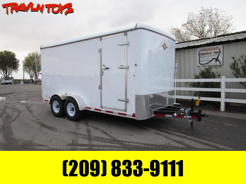2020 Carry-On 7X16CG Enclosed Cargo Trailer