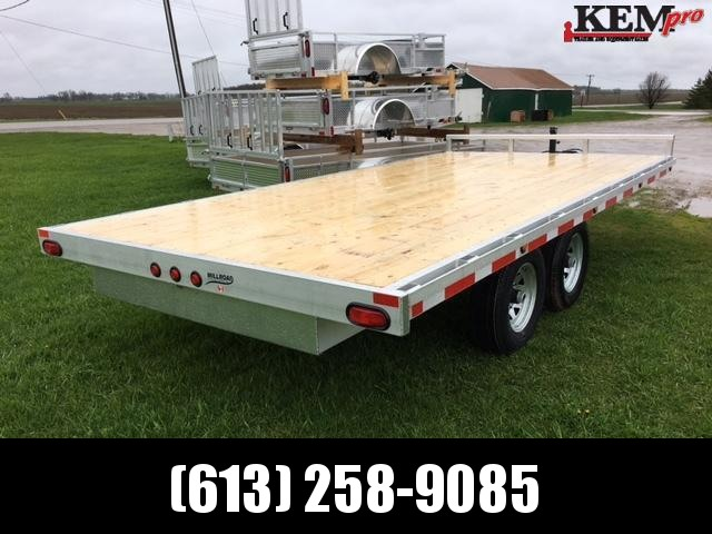 2020 Millroad Deck over Equipment Trailer