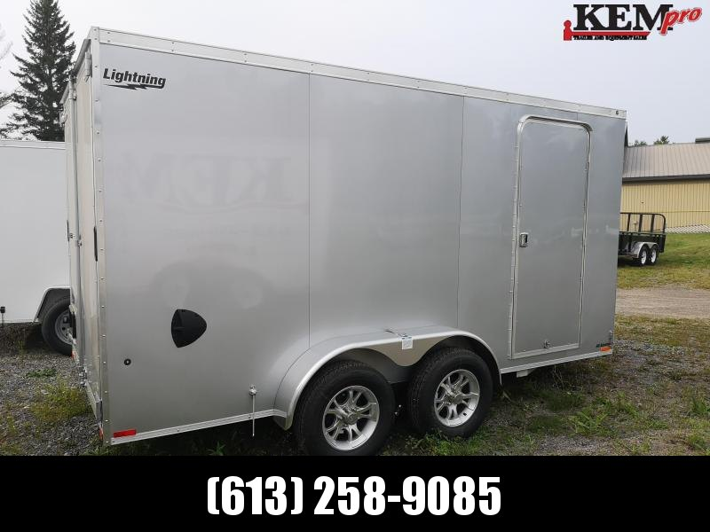 2020 Lightning Trailers UTV Hauler Enclosed Cargo Trailer