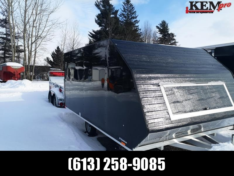 2020 Lightning Trailers Avalanche Snowmobile Trailer
