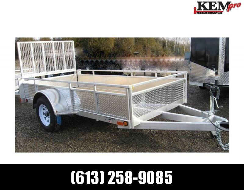 2020 Millroad 4x8 Utility Trailer